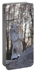Angels Are Everywhere Portable Battery Charger