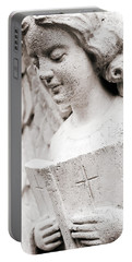 Angels Prayers And Miracles Portable Battery Charger