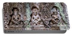 Angkor Wat Portable Battery Charger