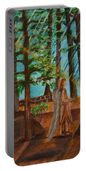 Angle In Idyllwild Portable Battery Charger