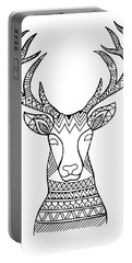 Animal Head Deer Portable Battery Charger