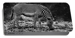 Animal Night Portable Battery Charger by Kevin Cable