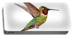 Anna Hummingbird Portable Battery Charger