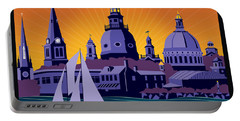 Annapolis Steeples And Cupolas Portable Battery Charger