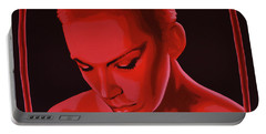 Annie Lennox Portable Battery Charger