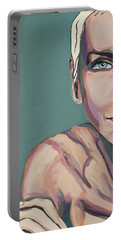 Annie Lennox Talk To Me Portable Battery Charger
