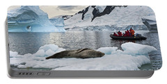 Antarctic Serenity... Portable Battery Charger