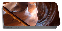 Antelope Canyon Portable Battery Charger by Dany Lison