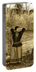 Apache River Maiden Portable Battery Charger