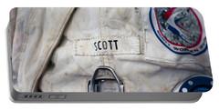Apollo Lunar Suit Portable Battery Charger