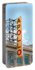 Apollo Theater Sign Portable Battery Charger
