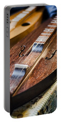 Appalachian Dulcimer Portable Battery Charger
