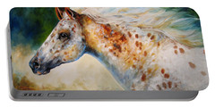 Appaloosa Spirit 3618 Portable Battery Charger