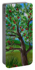 Apple Acres Portable Battery Charger