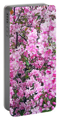 Apple Blossoms Portable Battery Charger