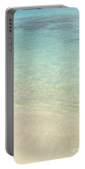 Aqua Blue Waters Portable Battery Charger