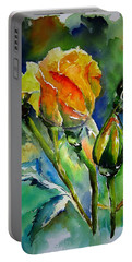 Aquarelle Portable Battery Charger