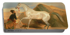 Arab Stallion Portable Battery Charger