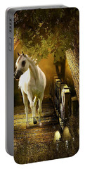 Arabian Dream Portable Battery Charger by Davandra Cribbie
