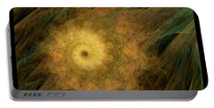 Arachne's Ammonite  Portable Battery Charger