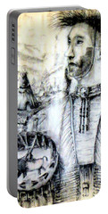 Arapaho Cheyenne Portable Battery Charger