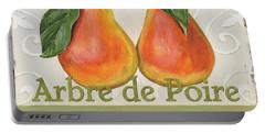 Arbre De Poire Portable Battery Charger