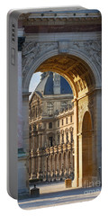 Arc De Triomphe Du Carrousel Portable Battery Charger