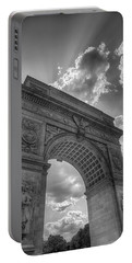Arch At Washington Square Portable Battery Charger