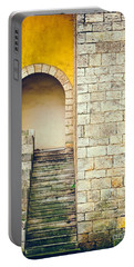 Arched Entrance Portable Battery Charger