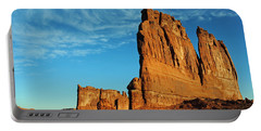 Arches National Park 47 Portable Battery Charger