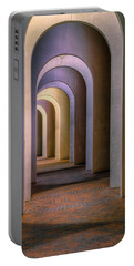 Arches Of The Ferguson Center Portable Battery Charger by Jerry Gammon