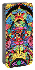 Arcturian Ascension Grid Portable Battery Charger