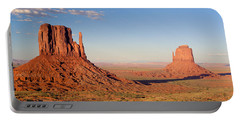 Arizona Monument Valley Portable Battery Charger