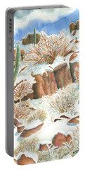 Arizona The Christmas Card Portable Battery Charger