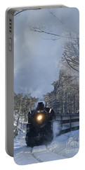 Portable Battery Charger featuring the photograph Around The Bend by Alana Ranney