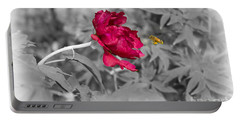 Arriving On The Mystical Peony Portable Battery Charger