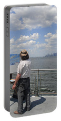 Artist At Work Manhattan  Portable Battery Charger