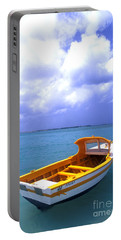 Aruba. Fishing Boat Portable Battery Charger
