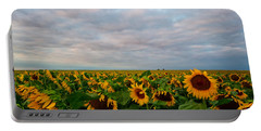 Portable Battery Charger featuring the photograph As Far As The Eye Can See by Ronda Kimbrow