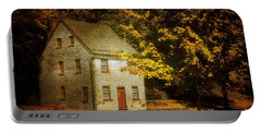 Historic House Photographs Portable Battery Chargers