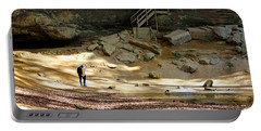Ash Cave In Hocking Hills Portable Battery Charger