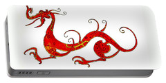 Asian Dragon Portable Battery Charger