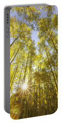 Aspen Day Dreams Portable Battery Charger