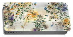 Aspen Grove Portable Battery Charger by Dawn Derman
