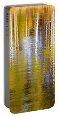 Aspen Reflection Portable Battery Charger by Kevin Desrosiers