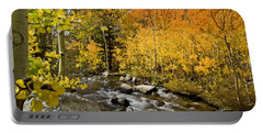 Aspens At Bishop Creek Portable Battery Charger