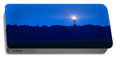 Assateague Lighthouse At Dawn Portable Battery Charger