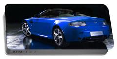 Aston Martin 9 Portable Battery Charger