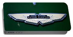 Aston Martin Badge Portable Battery Charger