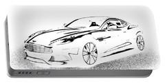 Aston Martin Portable Battery Charger